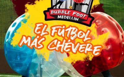 Bubble Foot Medellín