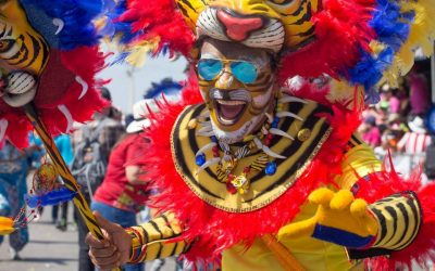 Cinco eventos imperdibles del Carnaval de Barranquilla