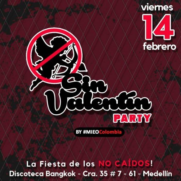 Sin Valentin Party