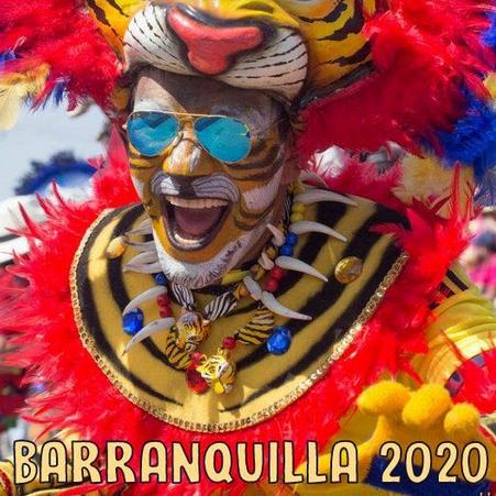 Carnaval de Barranquilla by MIEO