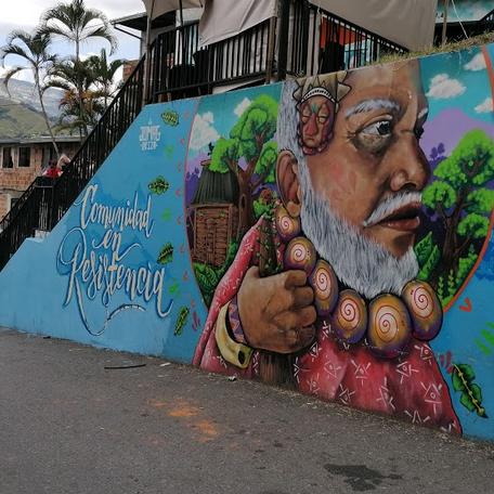Comuna 23 Tour by MIEO
